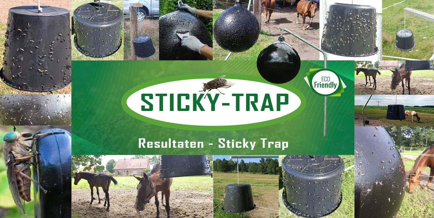 Banner Sticky Trap horsefly trap glue